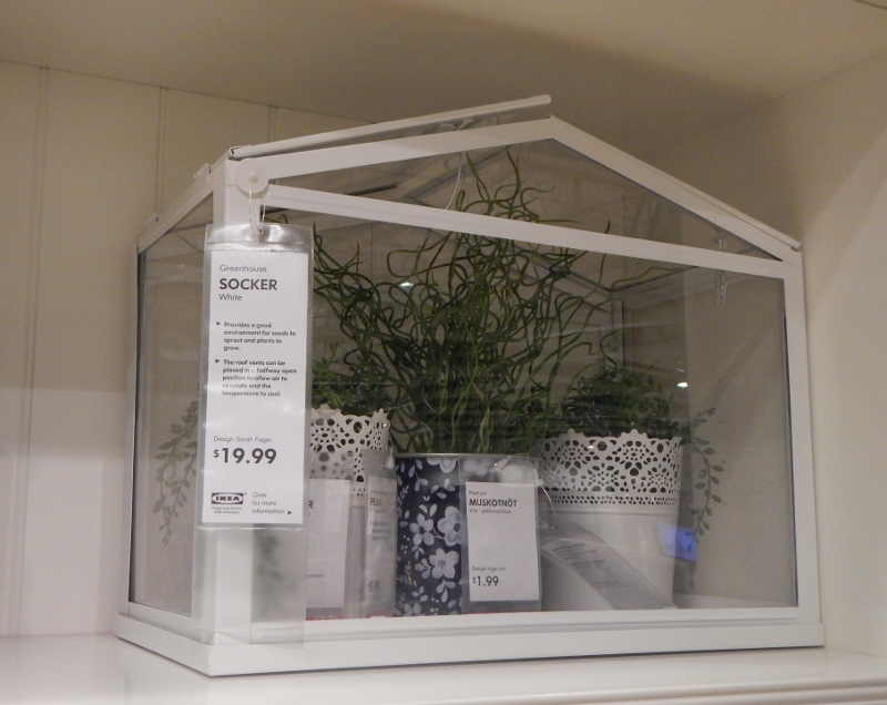 Ikea Mini Greenhouse Home Design