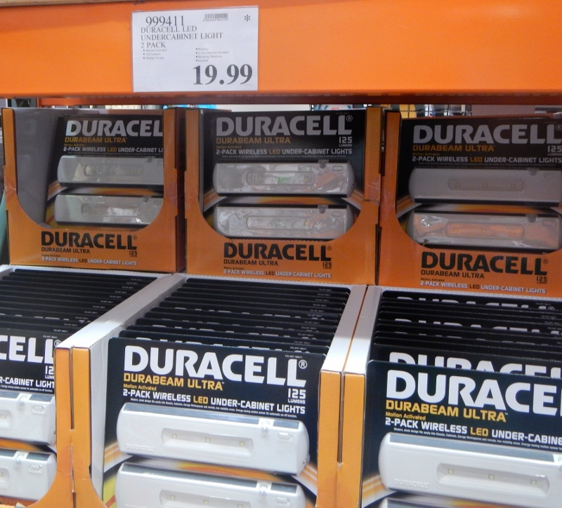 Duracell Under Cabinet Lights