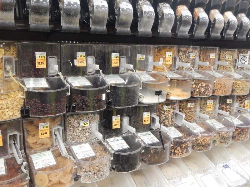 Bulk Foods at Fred Meyer