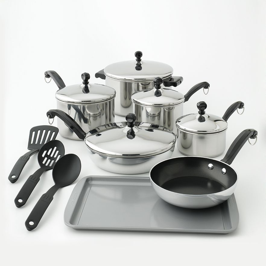 sale, you can get a great price on a highly rated Farberware Cookware ...