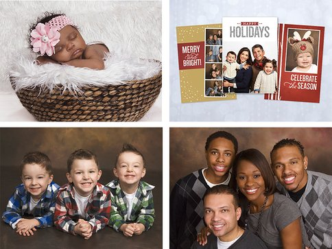 JCPenney portrait package