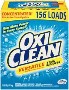 Oxiclean Versatile Stain Remover, 7.22 Pounds