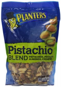 Planters Pistachio Blend, 10 oz.