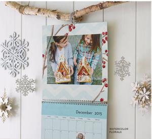Shutterfly free wall calendar