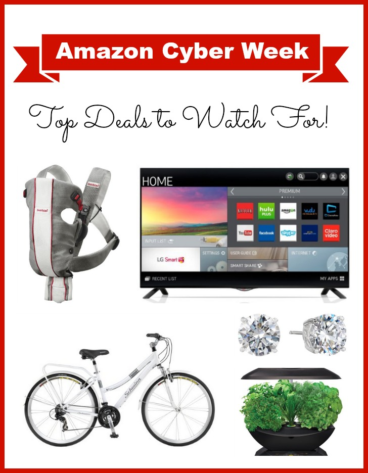 amazon cyber monday week starts now. Black Bedroom Furniture Sets. Home Design Ideas