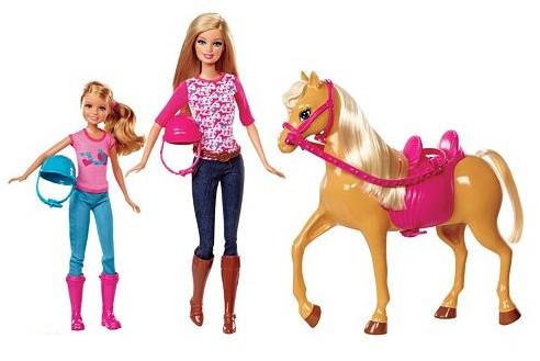 Barbie & Horse Set - Kohl's Black Friday Deal