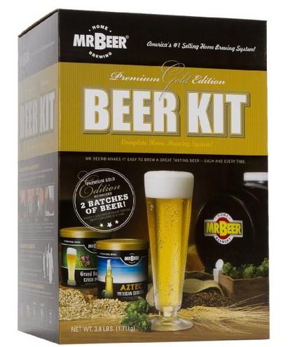 Mr Beer Premium Craft Beer Making Kit