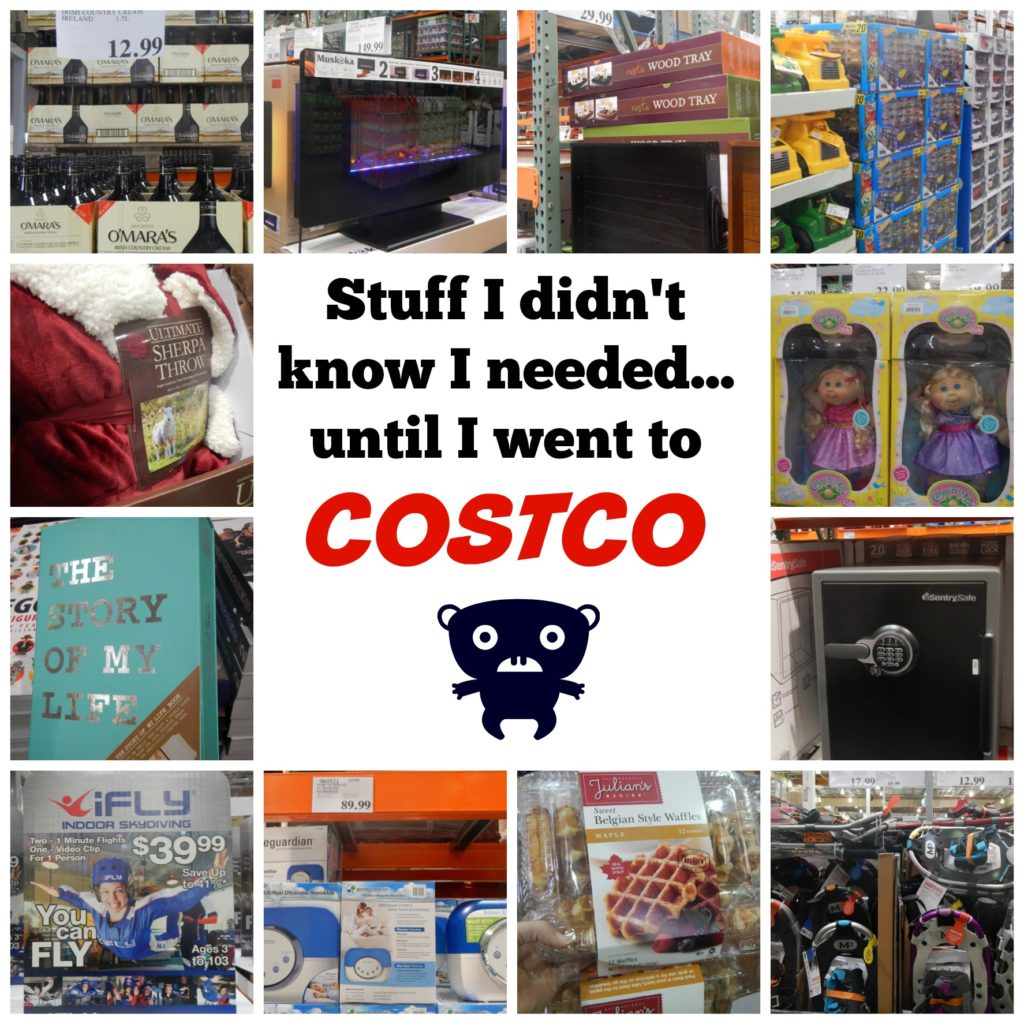 Stuff I didn't know I needed...until I went to Costco {November Edition of Monthly Series}