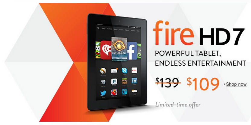 Hot Amazon Black Friday Kindle Kindle Fire Hd Discounts All Time Price Lows The Coupon Project