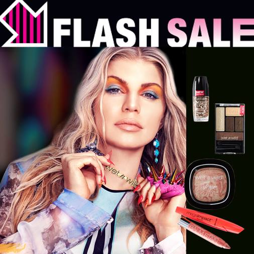 Fred Meyer Flash Sale - Wet 'n Wild Cosmetics