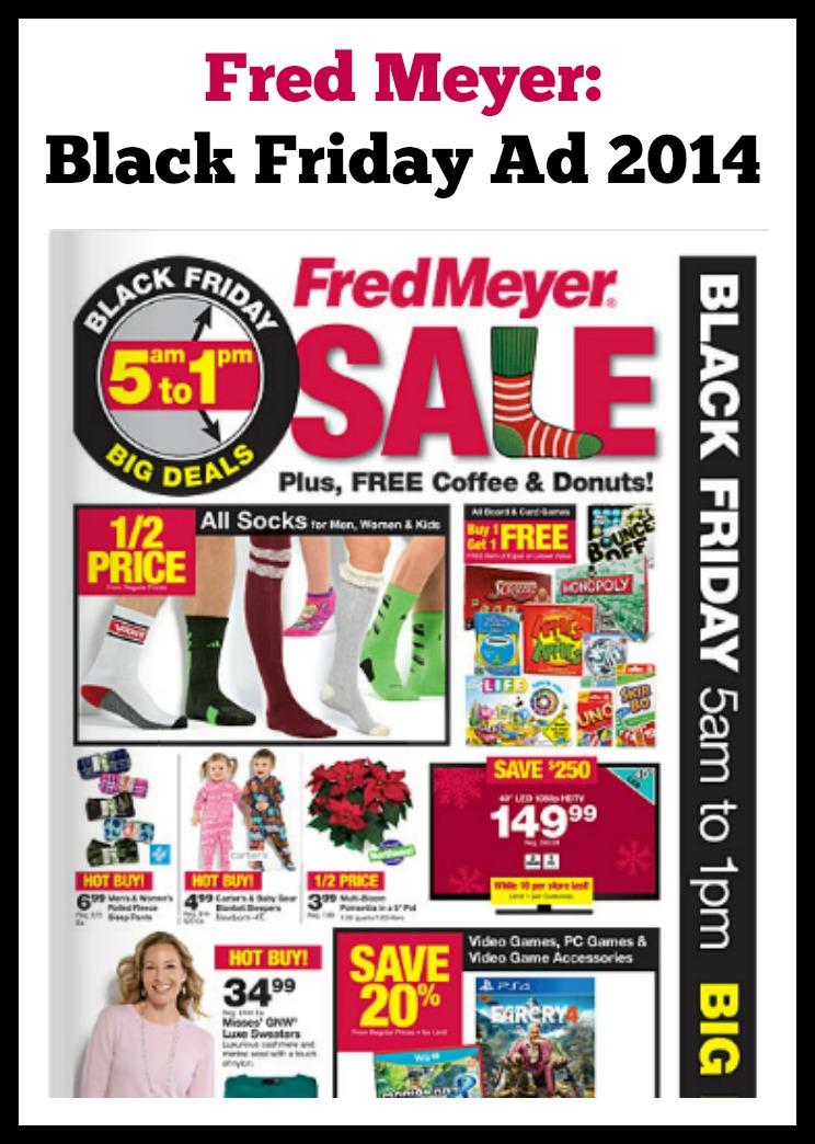 3885a9edb9 Fred Meyer Black Friday Ad 2014 - Sneak Peek!