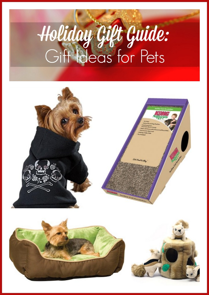 Holiday Gift Guide: Best Gift Ideas for Pets