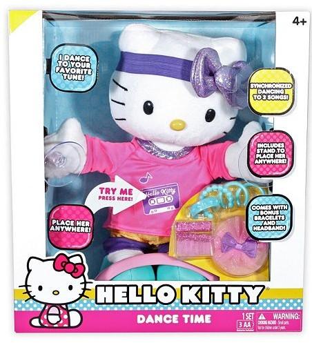 Hello Kitty Dance Time