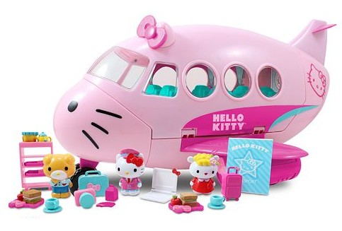 Hello Kitty Plane - Kohl's Black Friday Deal