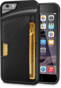 iPhone 6 Wallet Case - Q Card Case for iPhone 6