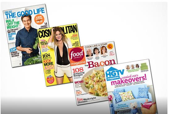 livingsocial 1-year magazine subscription
