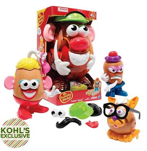Playskool Mr Potato Head - Kohl's Black Friday Deal