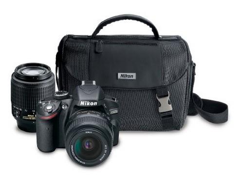 Nikon 2 Lens DSLR Bundle - Amazon Black Friday Deal