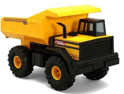Tonka Toy Truck - Kohl's Black Friday Deal