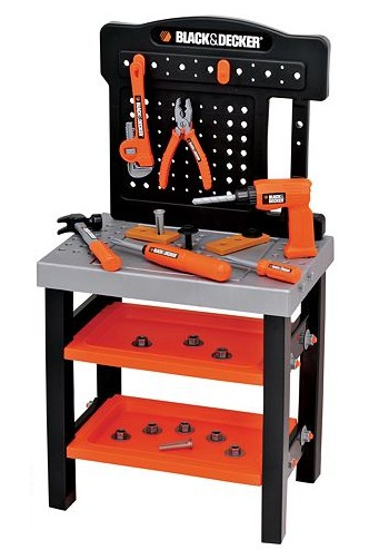 Black & Decker Tool Bench Toy - Kohl's Black Friday Deal