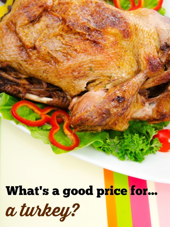 Berapa harga yang bagus untuk seekor kalkun? Mengarungi promosi toko, harga, dan faktor