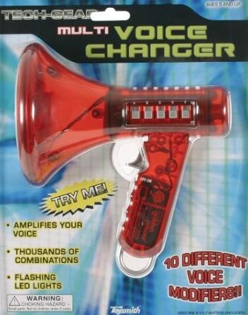 Multi-Voice Changer