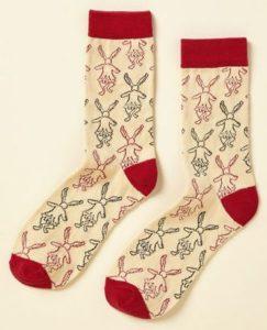 wonderland-socks