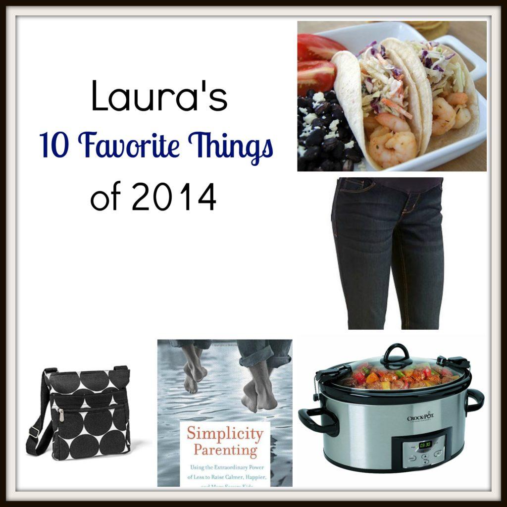 10 favorite things