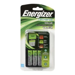 Energizer Recharge Value Battery Charger