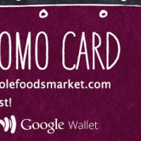 Whole Foods: Buy a Gift Card, Get $5 Whole Foods Credit Free