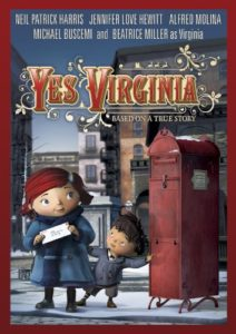 Yes Virginia DVD