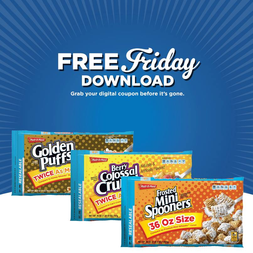 Free friday download | uncle ben's ready rice | kroger krazy.