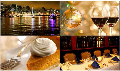 holiday parade of lights festive dining cruise
