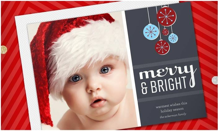 Holiday card offers and coupon codes as low as 019card invitationbox holiday cards m4hsunfo