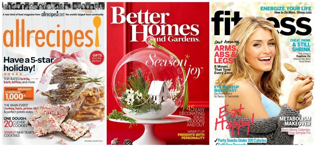 magazines amazon