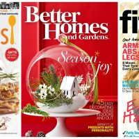 Amazon: Magazine Subscriptions $5/Year (Better Homes and Gardens, Every Day with Rachael Ray + more)