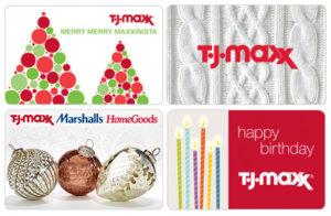 tjmaxx gift card