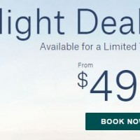 Alaska Airlines flight sale