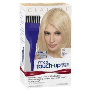 Clairol Nice 'n Easy Root Touch-Up 10 Extra Light Blonde 1 Kit