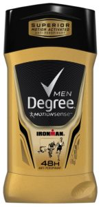 Degree Men Adrenaline Series Antiperspirant & Deodorant, Ironman 2.7 oz