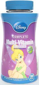 Disney Fairies Gummies Multivitamin, 180 count