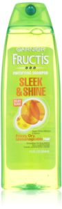 Garnier Shampoo, Sleek and Shine, 13 Fluid Ounce