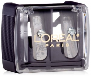 L'Oreal Paris Dual Eye Lipliner Sharpener with Cover