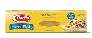 Barilla Plus Spaghetti Pasta, 14.5 Ounce