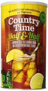 Country Time Half Lemonade Half Iced Tea, 82.5-Ounce