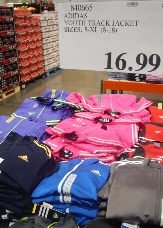 Adidas at Costco