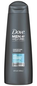 Dove Men+Care Shampoo, Anti Dandruff with Caffeine 12oz