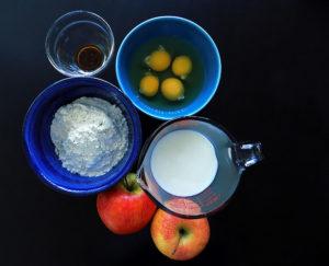 Dutch Apple Pancake Recipe Ingredients