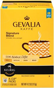 Gevalia Signature Blend K-Cup Packs - 12 count