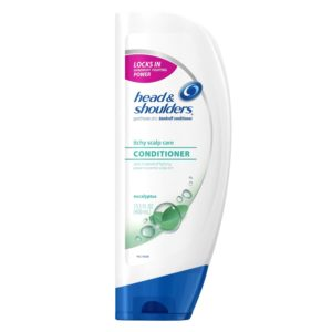 Head & Shoulders Itchy Scalp Care With Eucalyptus Dandruff Conditioner 13.5 Fl Oz (Pack of 2) (packaging may vary)